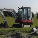 2.5-3t excavator