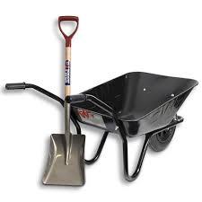 barrow shovel