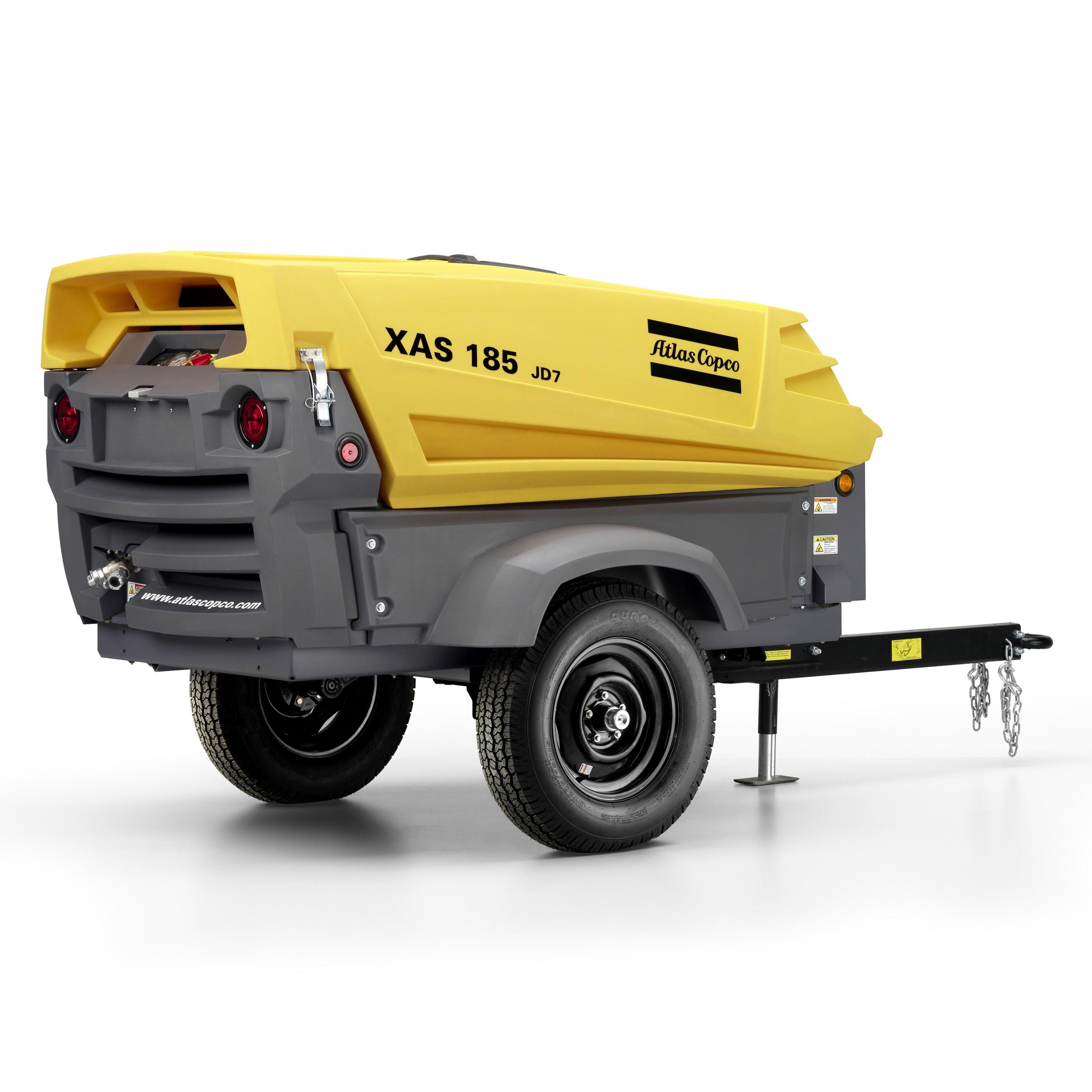 compressor-road-towable