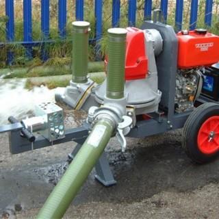 diesel 3'' pump