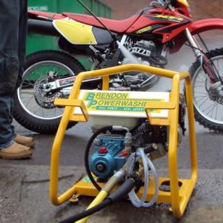 petrol pressure washer 2000psi