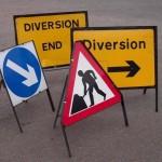 road signs various