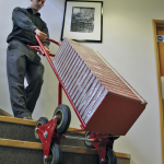 sack truck stair climber