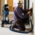 vacuum dust extraction